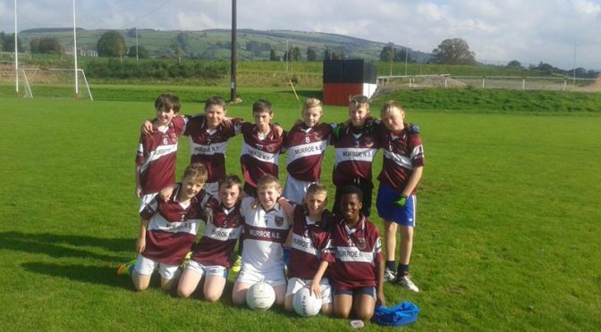 9-a-side Boys Gaelic Football