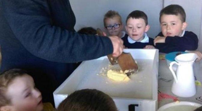 Junior and Senior Infants School Tour