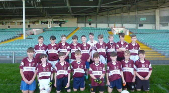 East Limerick Cumann na mBunscol Boys' 9-a-side Gaelic Football Final
