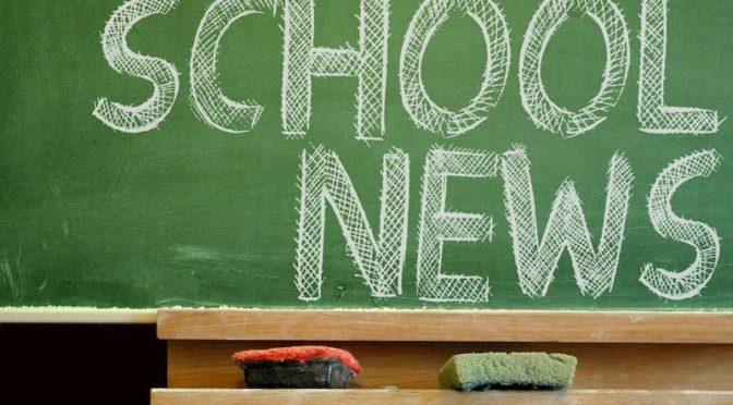 School News – 25/06/18
