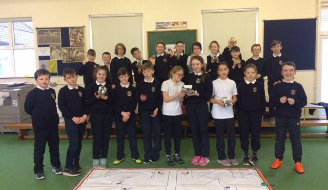 Analog Devices Primary Schools Robotics Competition