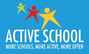 Active School Week May 7th – 10th 2019